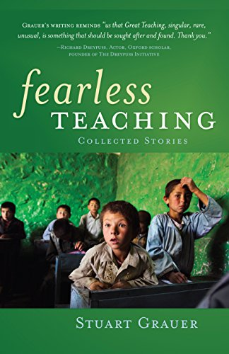 Fearless Teaching Book Cover Image