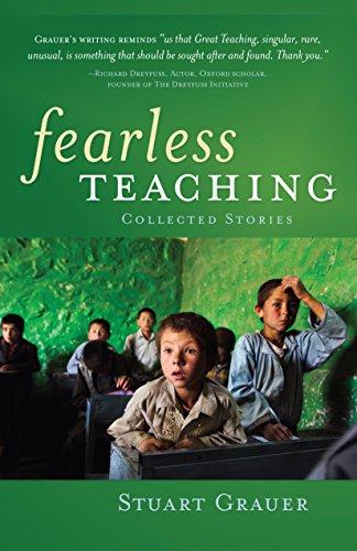 fearless teaching book cover